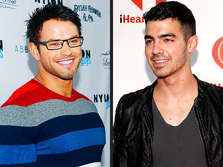 Kellan Lutz Parties Alongside Joe Jonas at New Club | Joe Jonas, Kellan Lutz