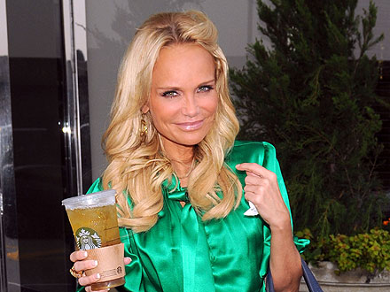 Kristin Chenoweth Leads Her Friends on a Target Shopping Trip