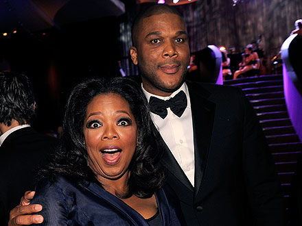 Oprah & Tyler Perry Go to Church in Texas | Oprah Winfrey, Tyler Perry