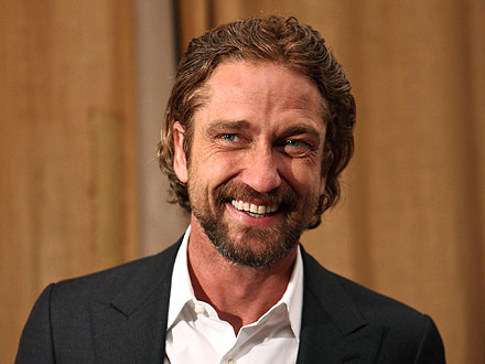Gerard Butler Celebrates His Birthday in San Francisco | Gerard Butler