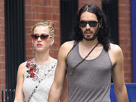 Katy Perry Reunites with Elmo – Almost | Katy Perry, Russell Brand