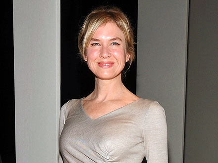 Renée Zellweger Is a Fan Favorite at Lunch