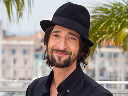 Adrien Brody Parties Poolside in Miami | Adrien Brody