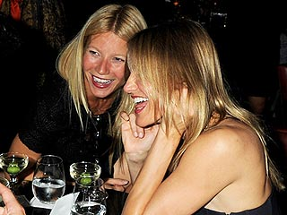 Hollywood Power Trifecta: Gwyneth, Reese and Cameron Eat Out in L.A. | Cameron Diaz, Gwyneth Paltrow