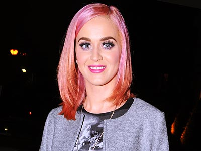 Katy Perry: 'Simmer Down' Over Onstage Kisses