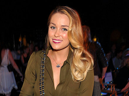 Lauren Conrad Keeps Her Cool at Trousdale | Lauren Conrad