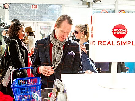 Carson Kressley Picks Up Some Early Holiday Gifts
