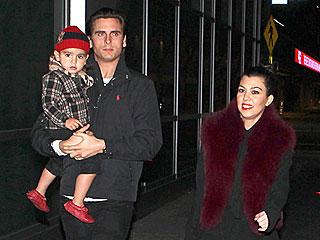 Kourtney & Scott Take Mason to See Disney on Ice | Kourtney Kardashian, Scott Disick