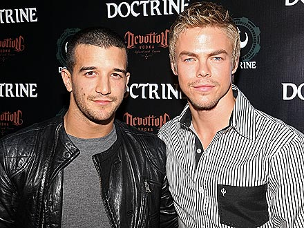 Mark Ballas & Derek Hough Catch a Jazz Concert | Derek Hough, Mark Ballas
