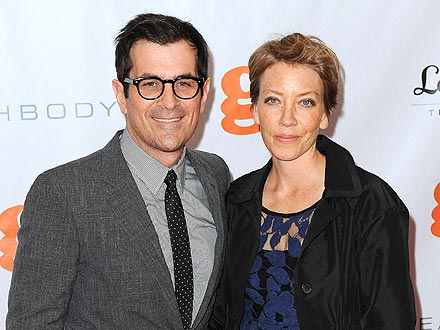 Modern Family's Ty Burell Has a Mad Men Dinner Date | Ty Burrell