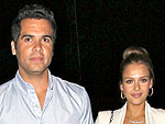 Couples Watch: Jessica Alba & Cash Warren's Fashionable Night Out | Cash Warren, Jessica Alba