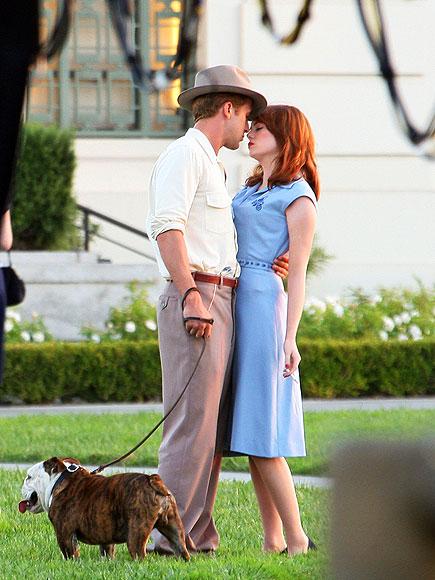 SPLENDOR IN THE GRASS  photo | Emma Stone, Ryan Gosling