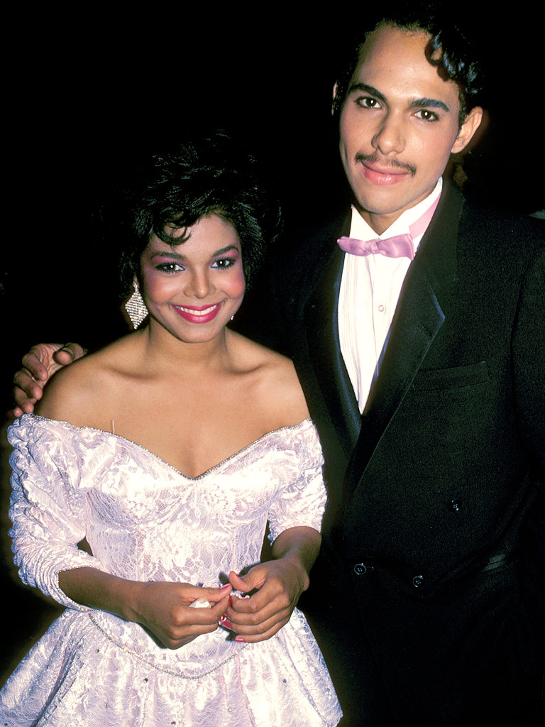 JANET & JAMES