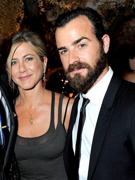 JEN & JUSTIN  photo | Jennifer Aniston, Justin Theroux