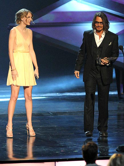  photo | Johnny Depp, Taylor Swift
