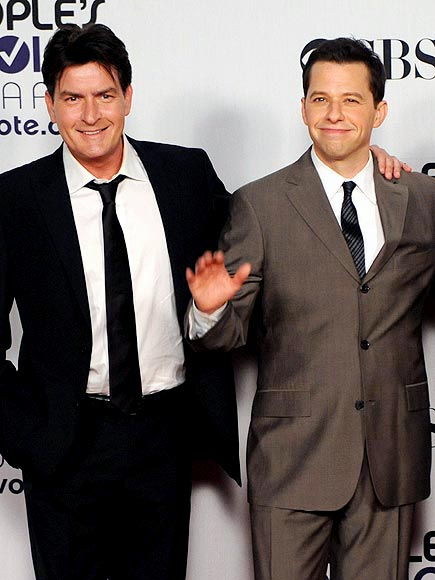 photo | Charlie Sheen, Jon Cryer