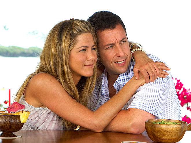 photo | Adam Sandler, Jennifer Aniston
