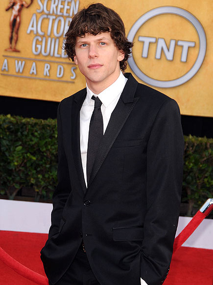 photo | Jesse Eisenberg