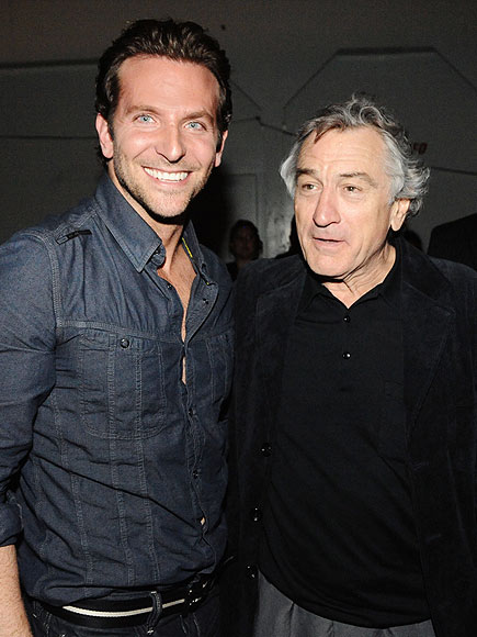 photo | Bradley Cooper, Robert De Niro