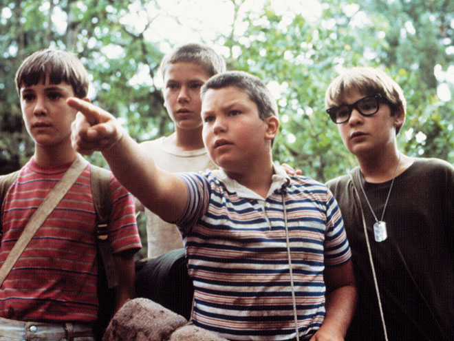 photo | River Phoenix Cover, Corey Feldman, Jerry O'Connell, Wil Wheaton