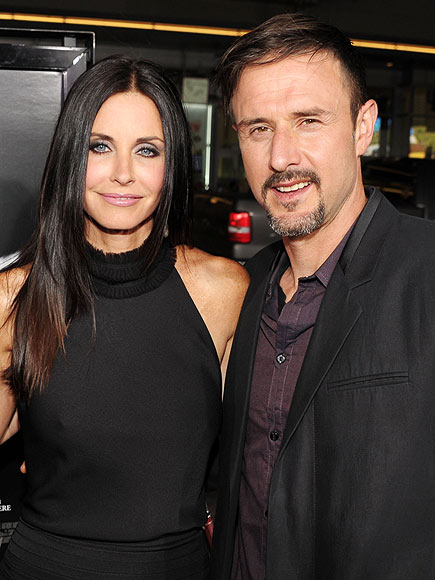 photo | Courteney Cox, David Arquette