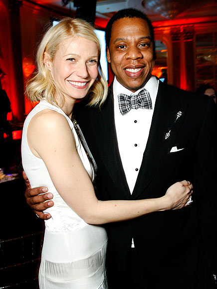photo | Gwyneth Paltrow, Jay-Z