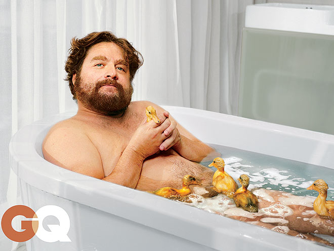 photo | Zach Galifianakis
