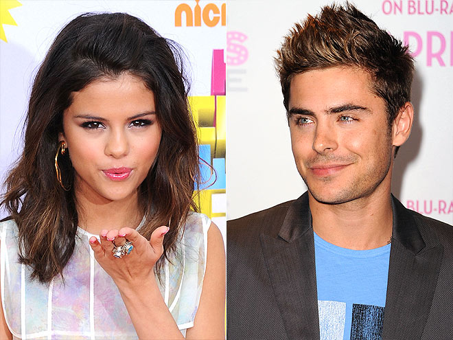 photo | Selena Gomez, Zac Efron