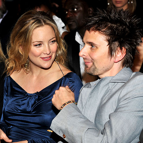 photo | Kate Hudson, Matthew Bellamy
