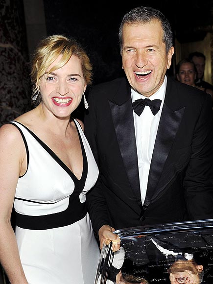 photo | Kate Winslet, Mario Testino