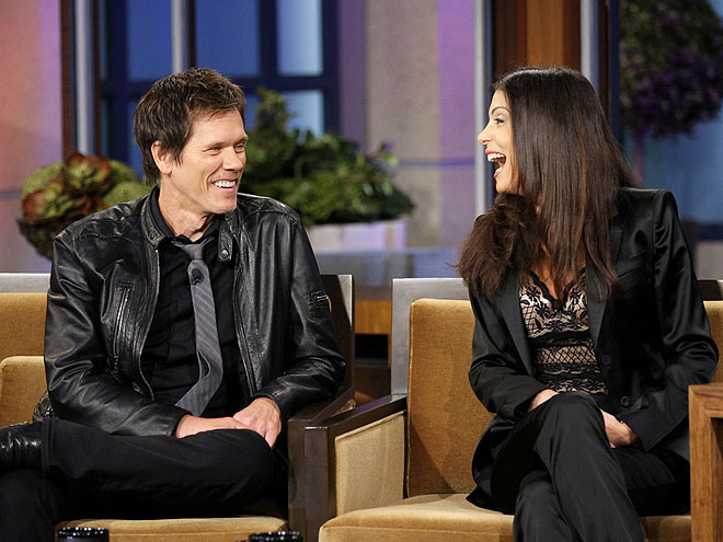  photo | Bethenny Frankel, Kevin Bacon