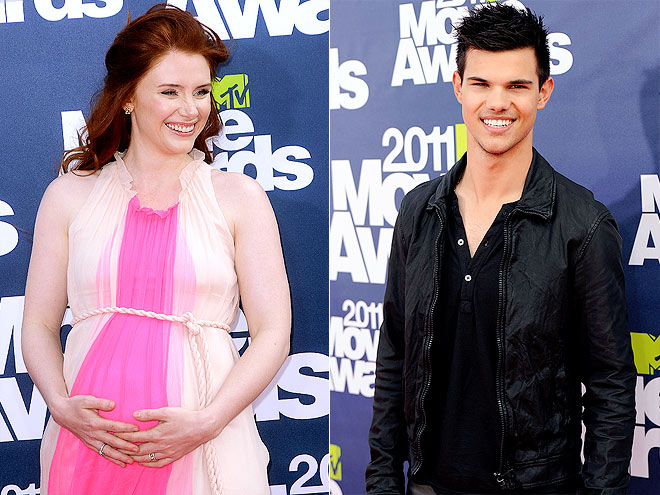 photo | Bryce Dallas Howard, Taylor Lautner