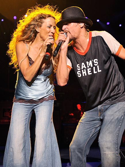 photo | Kid Rock, Sheryl Crow