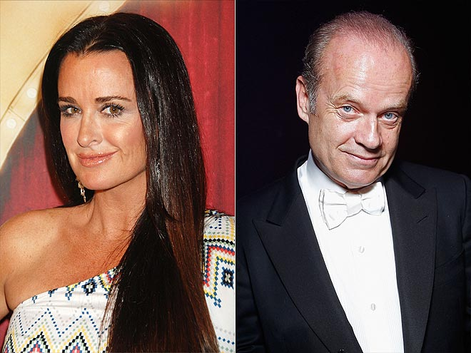 photo | Kelsey Grammer, Kyle Richards
