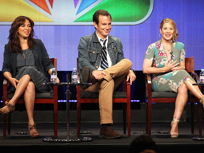 photo | Christina Applegate, Maya Rudolph, Will Arnett