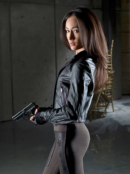 photo | Maggie Q