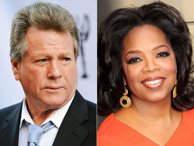photo | Oprah Winfrey, Ryan O'Neal