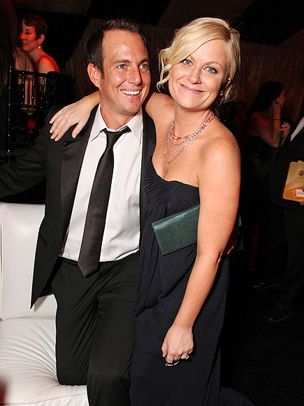 photo | Amy Poehler, Will Arnett