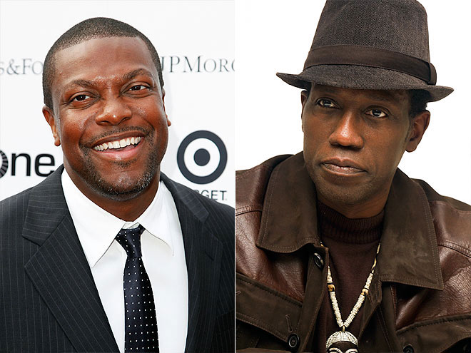photo | Chris Tucker, Wesley Snipes