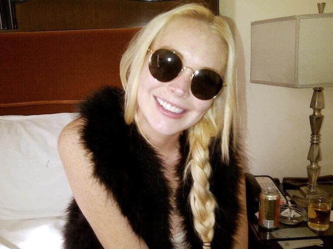 photo | Lindsay Lohan