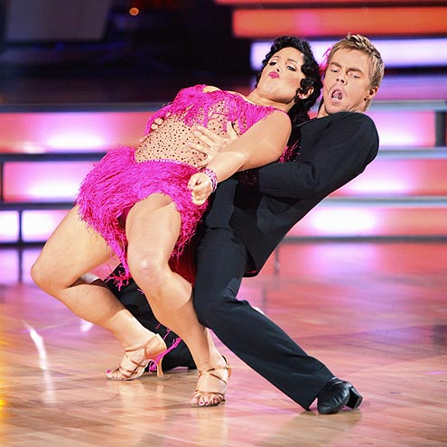 photo | Derek Hough, Ricki Lake