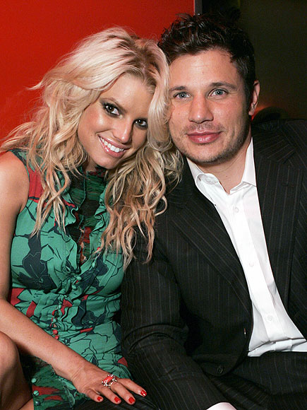 NICK LACHEY & JESSICA SIMPSON