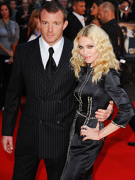 MADONNA & GUY