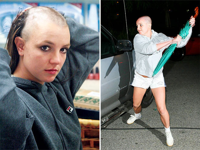 LASHING OUT  photo | Britney Spears