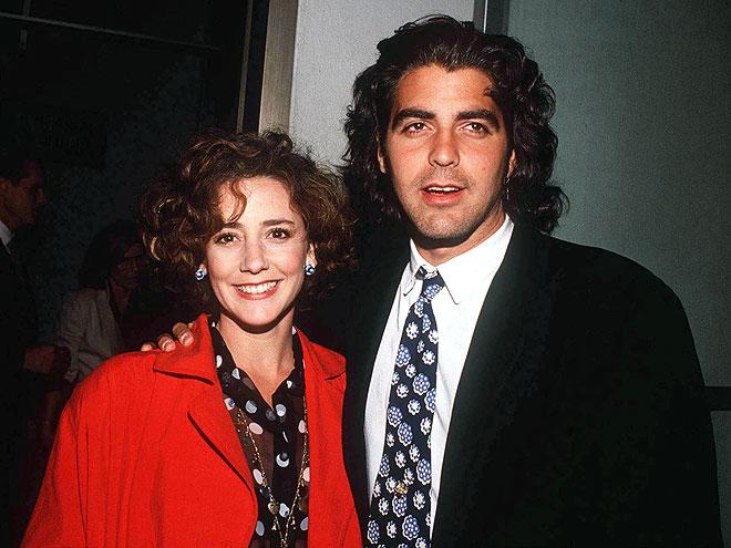 George Clooney girlfriends: Stacy Keibler, Elisabetta ...