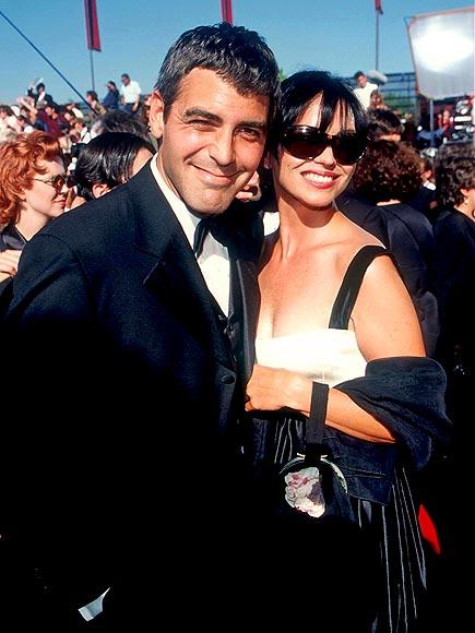 KAREN 'DUFF' DUFFY  photo | George Clooney, Karen Duffy