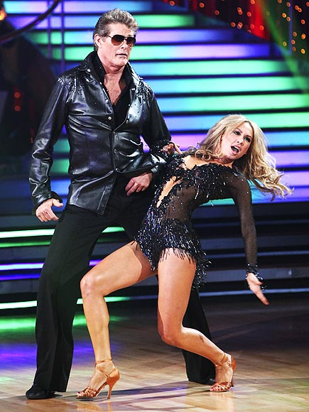 DAVID HASSELHOFF, SEASON 11