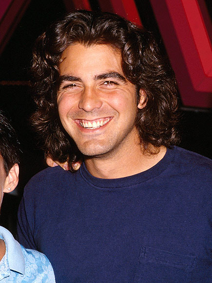WHIP MY HAIR  photo | George Clooney