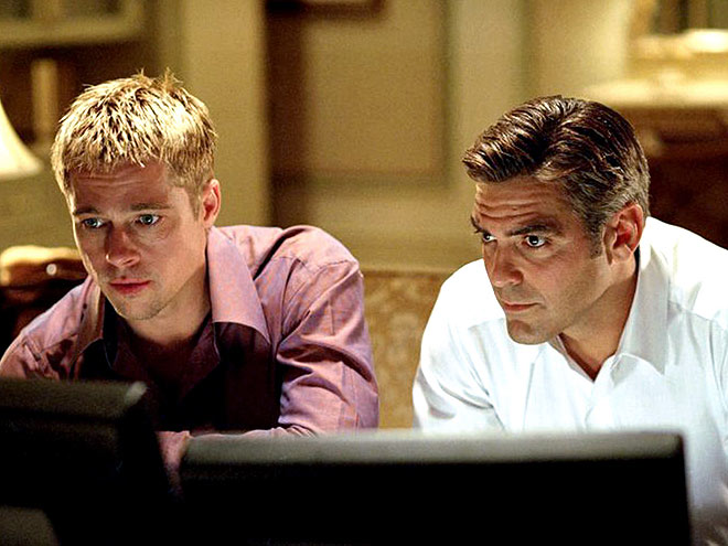 IN THE HEIST