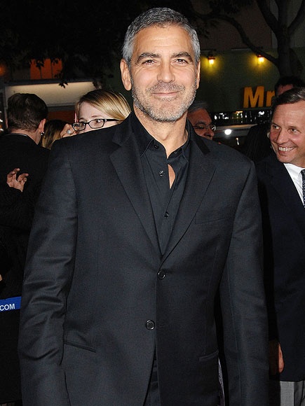 MAN IN BLACK  photo | George Clooney